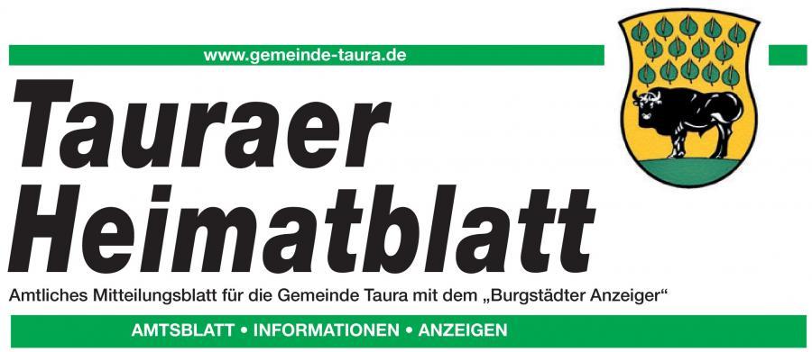 Tauraer Heimatblatt
