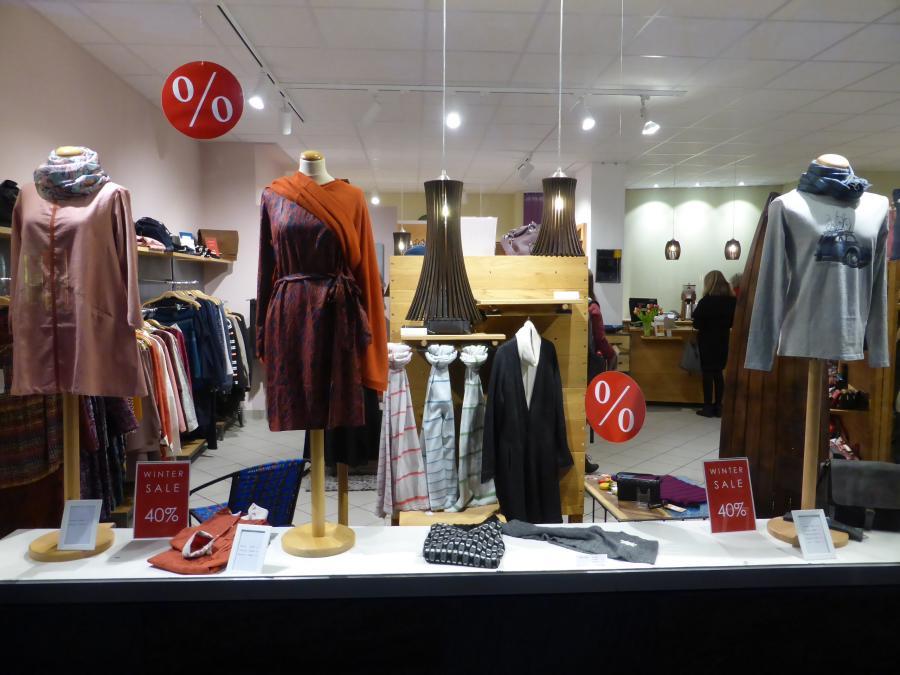 Winter Sale: Kleidung bis zu 40% reduziert!