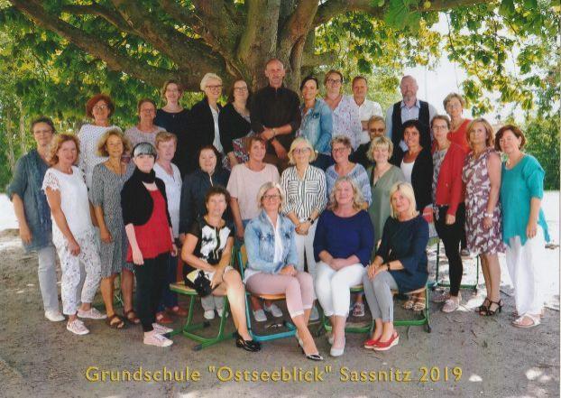 "Kollegium der Grundschule""Ostseeblick"""