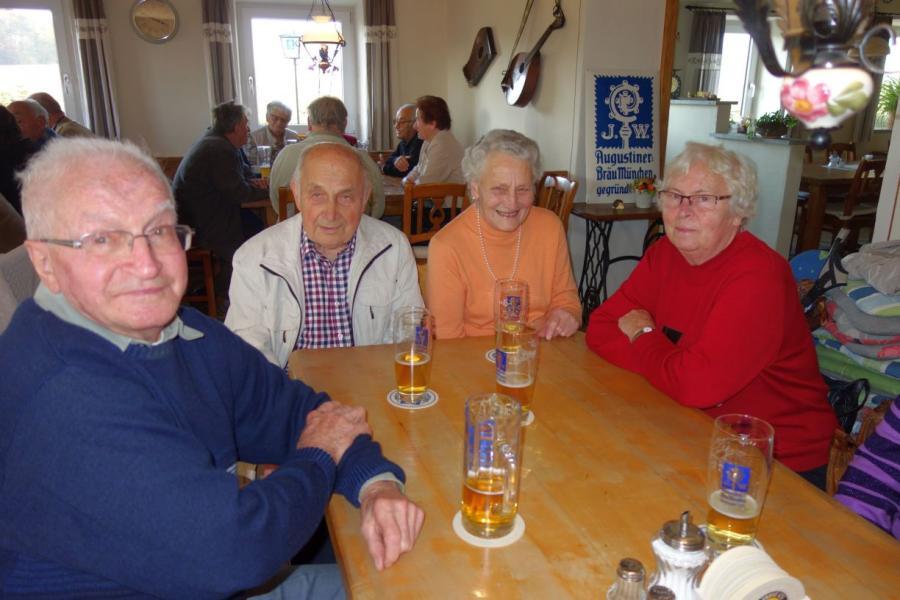 Seniorennachmittag Weißenregen 4