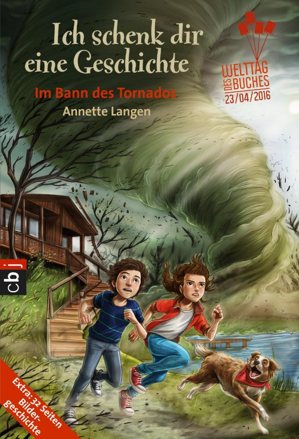 Im Bann des Tornados