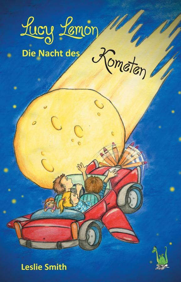 Lucy Lemon - Die Nacht des Kometen
