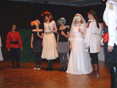 Theater-AG: Viel Lärm um nichts