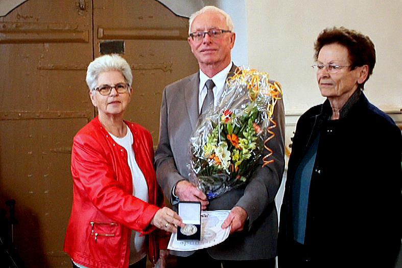 Auszeichnung Lothar Göhler