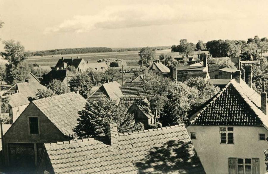 Altenkirchen Teilansicht 1959