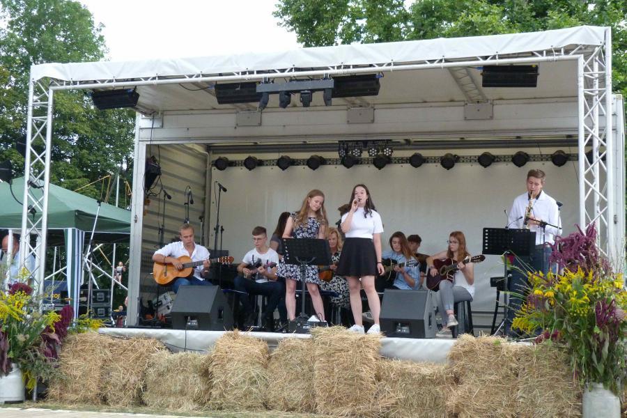 19. Regionalparkfest - Schülerband Saitenweise