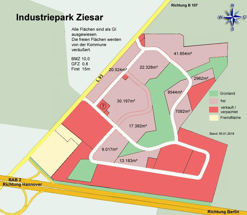 Industriepark Ziesar