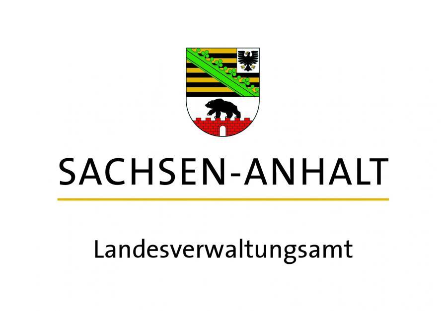 Landesverwaltungsamt Sachsen-Anhalt Logo