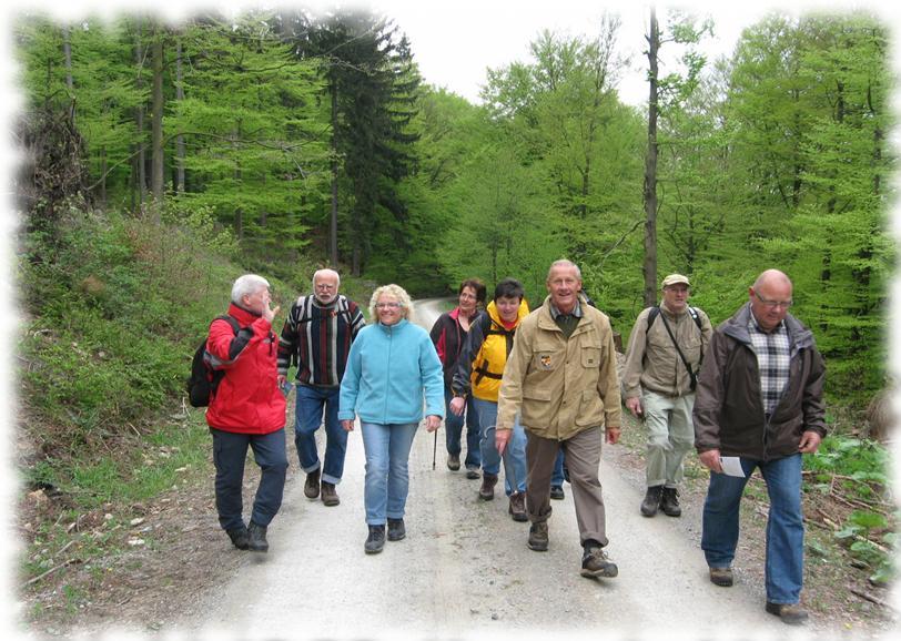 Wandersparte TSV Bühren