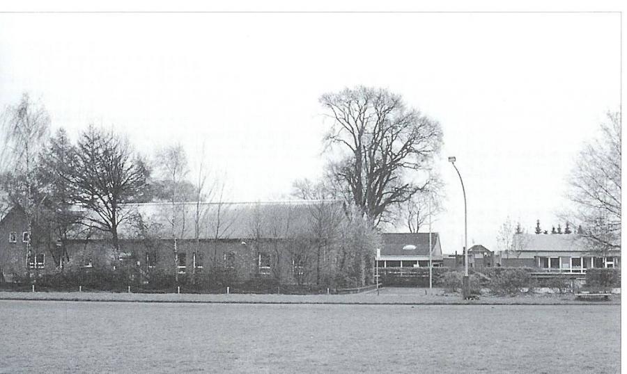 Das Schulhaus  von 1835