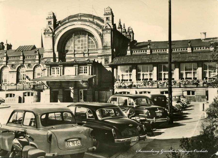 Schwerin Hauptbahnhof