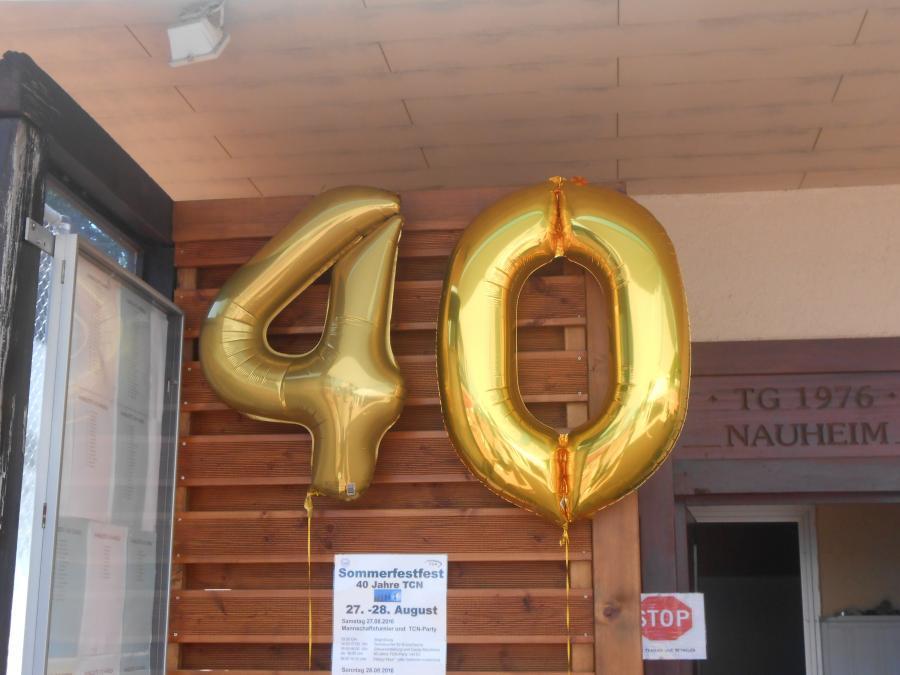 40 Jahre TCN