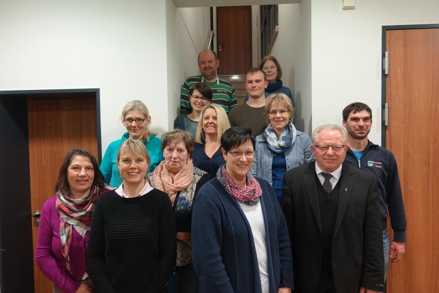 Pfarrgemeinderat Miltach 2018 3