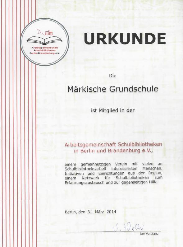 Urkunde_Schulbibliotheken
