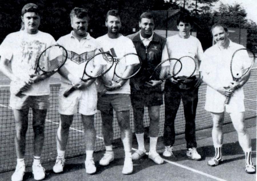 Tennis Herren 1996