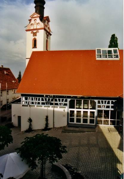 Historischer Bürgersaal