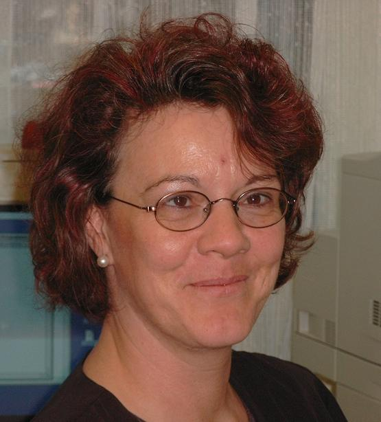 Frau Liß- Schulsekretärin 1998 bis 2017