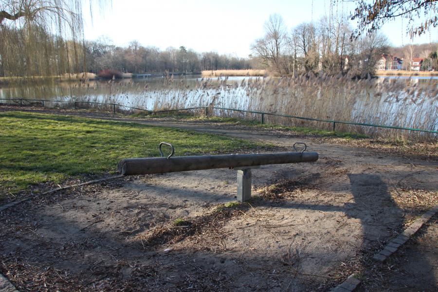 Sachsenalle/Am Breiten Teich