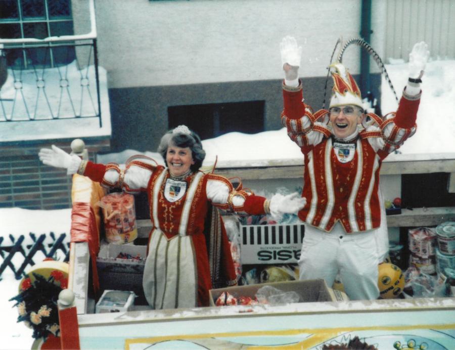 Hans u Roswitha 1986