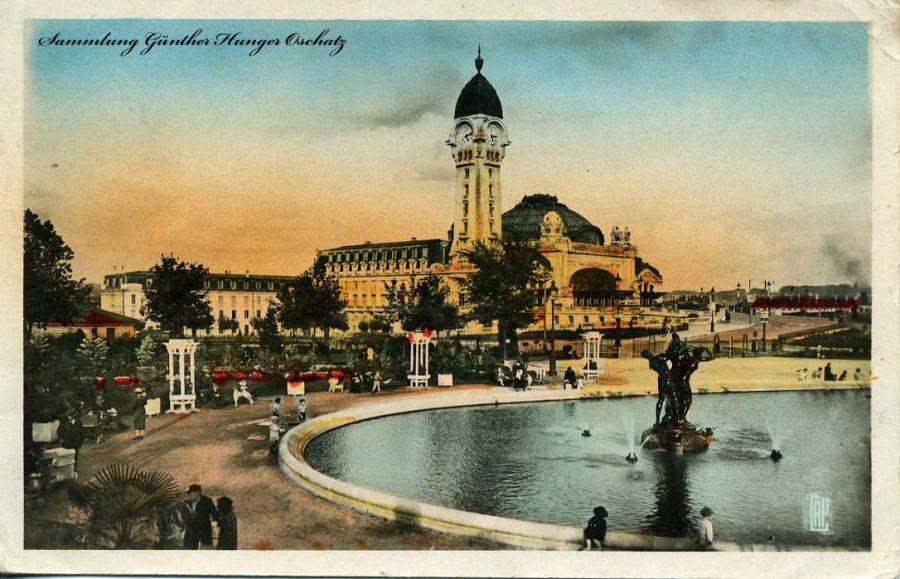 Limoges La Gare1947