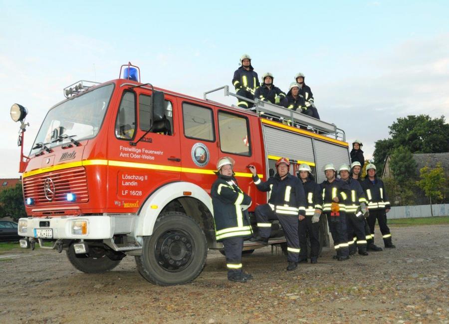 Feuerwehr Landin