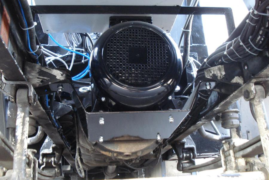 Elektroantrieb 32 kW