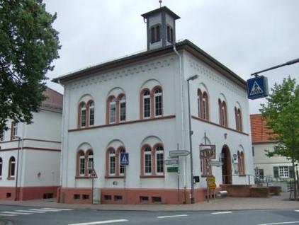 altes Rathaus Crumstadt
