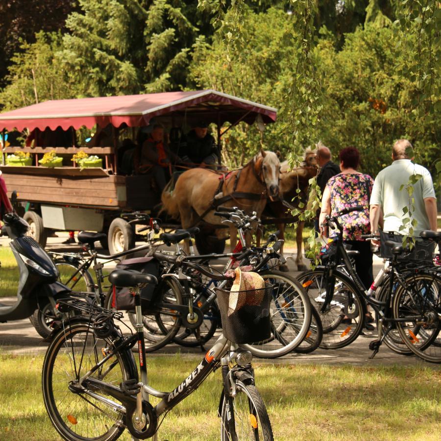 Fahrradpilgertour am 10. Juni