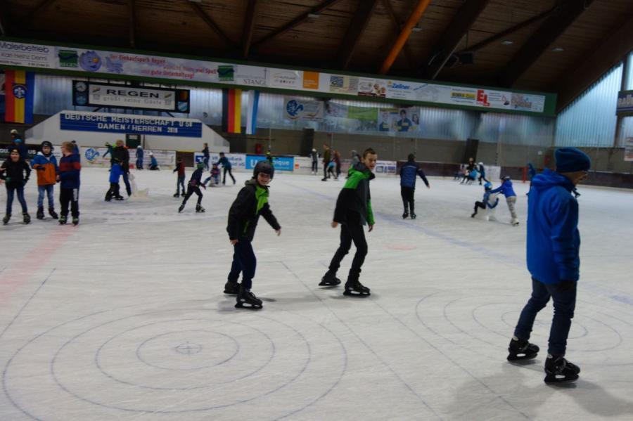 Minis Miltach Eishalle 3