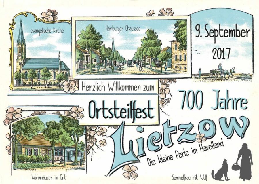 700 Jahre Lietzow