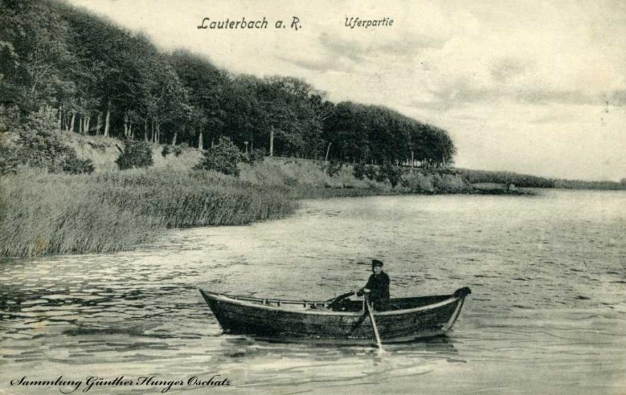 Lauterbach a. R. Uferpartie
