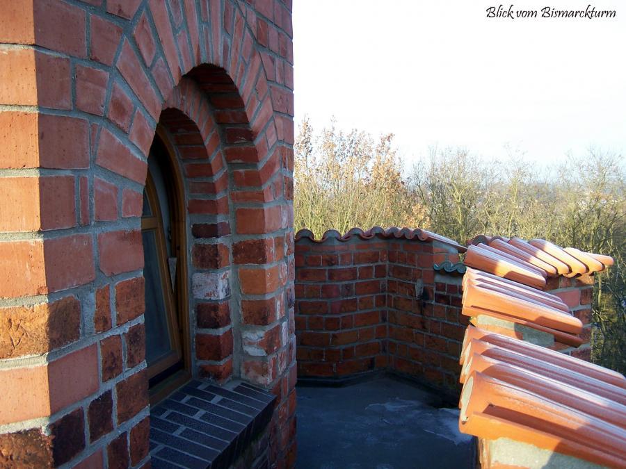 Bismarckturm Aussicht