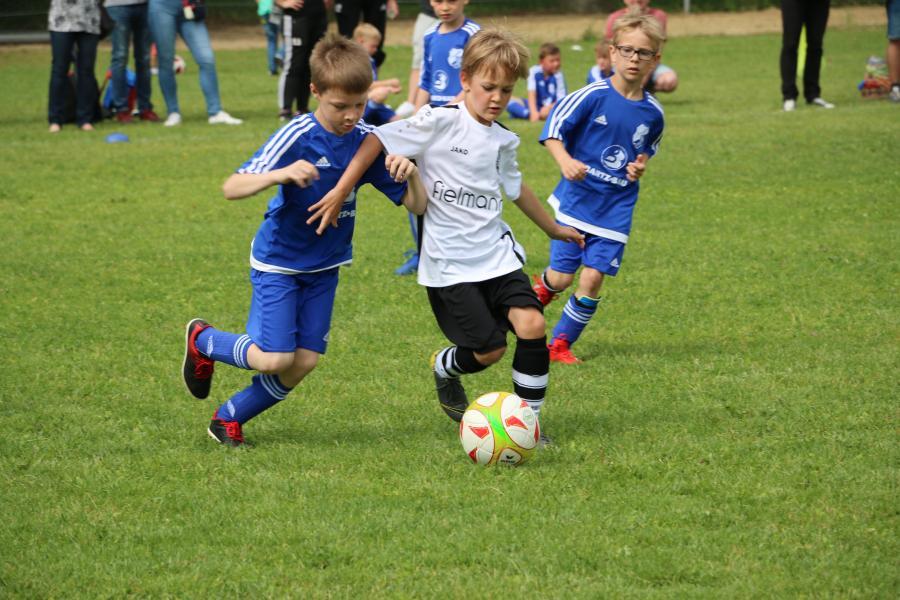 U8 - SV Soltau - Germania Walsrode Kreispokalfinale 2019