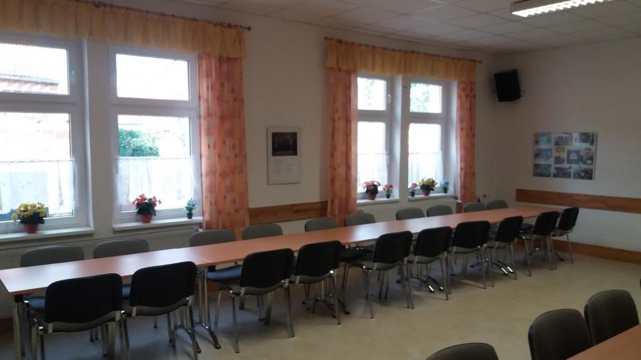 © N. Lamprecht - Dorfgemeinschaftshaus Diedersdorf - Großer Saal