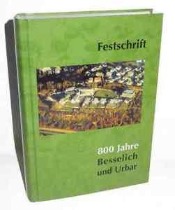 Festschrift 800 Jahre Besselich und Urbar