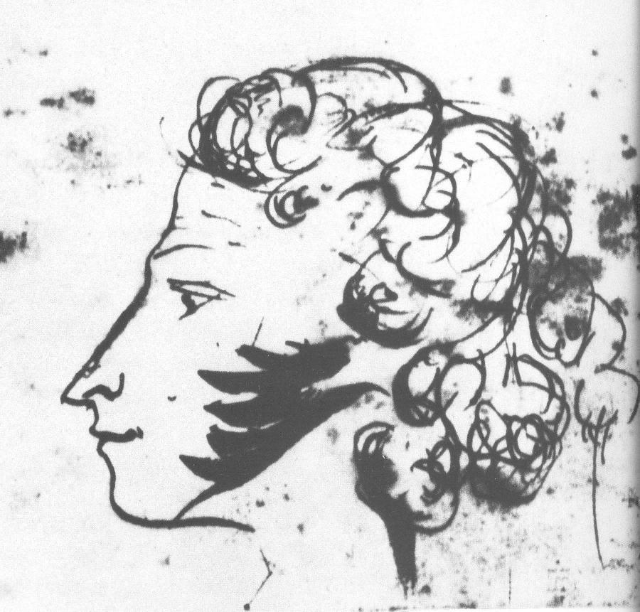 Автопортрет. 1827-1830