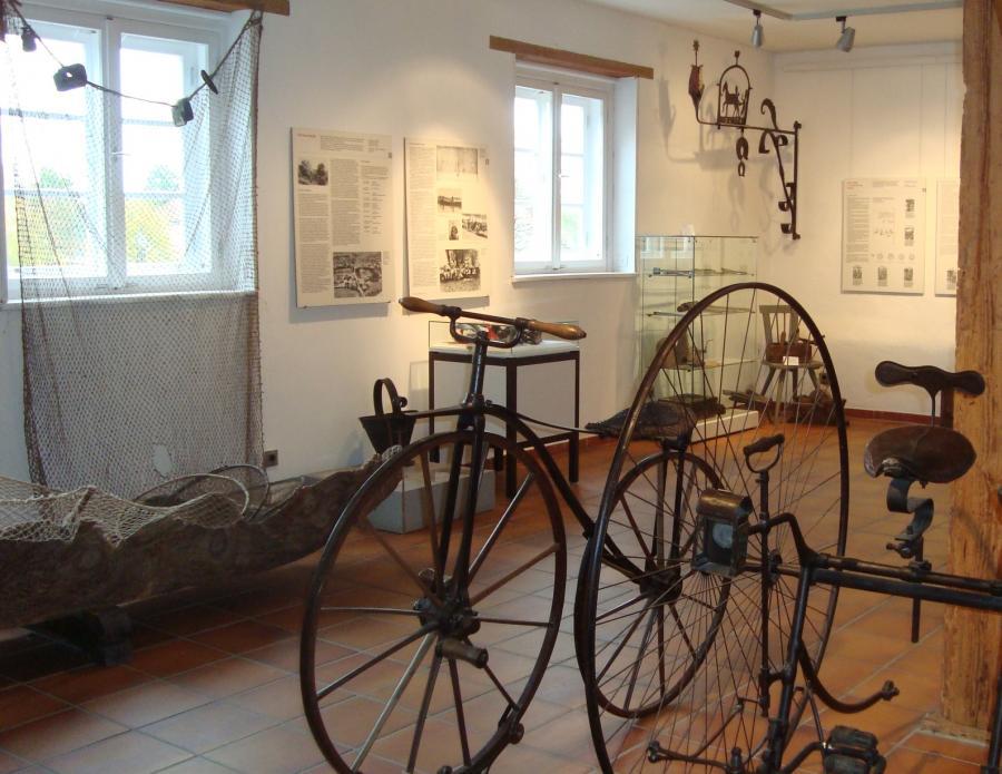 Expertengespräch Regionalmuseum