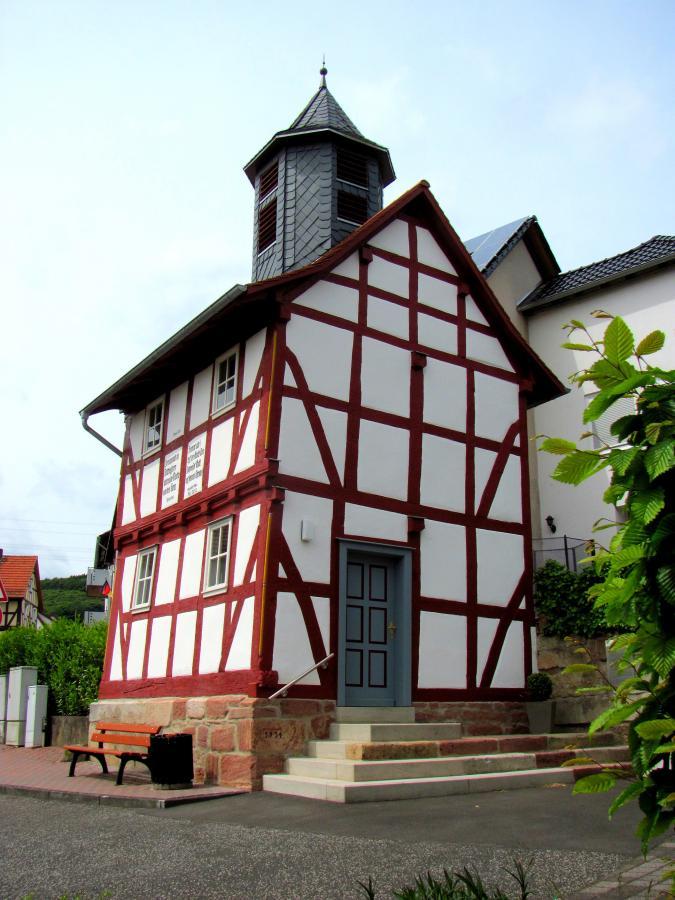 Kapelle Malkomes (Foto: Karl Honikel)