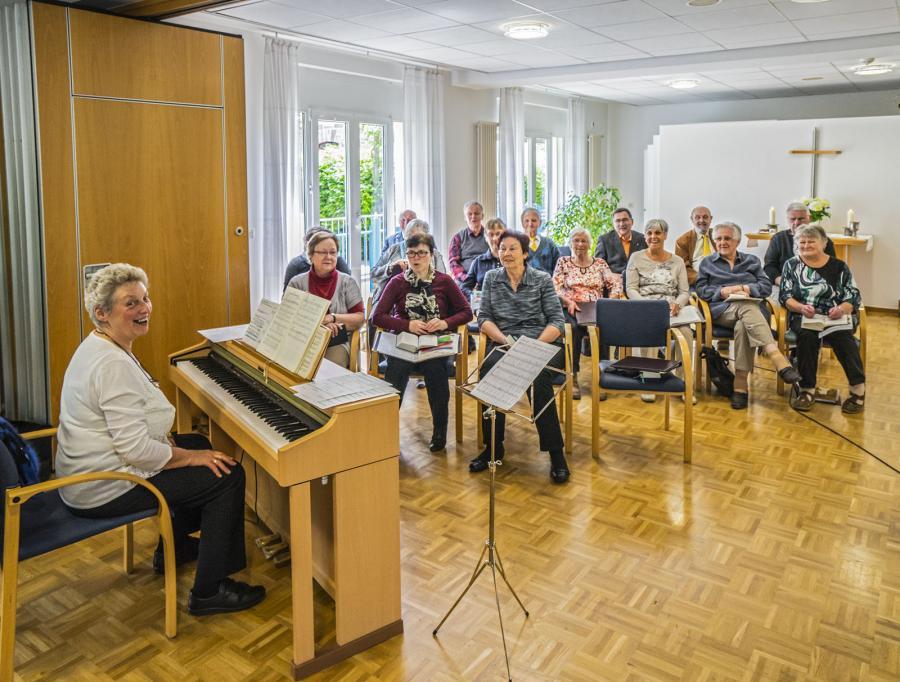 Kirchenchor Walldorf