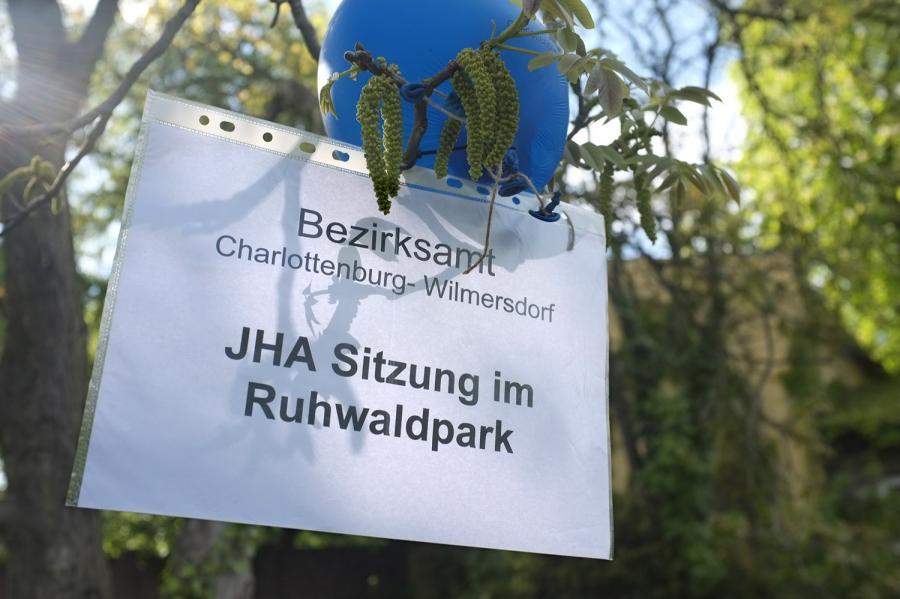 JHA im Ruhwaldpark