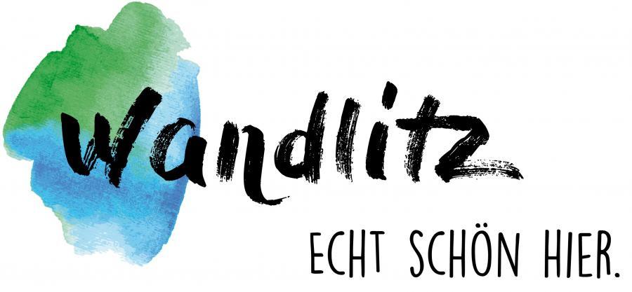 Logo Gemeinde Wandlitz Slogan