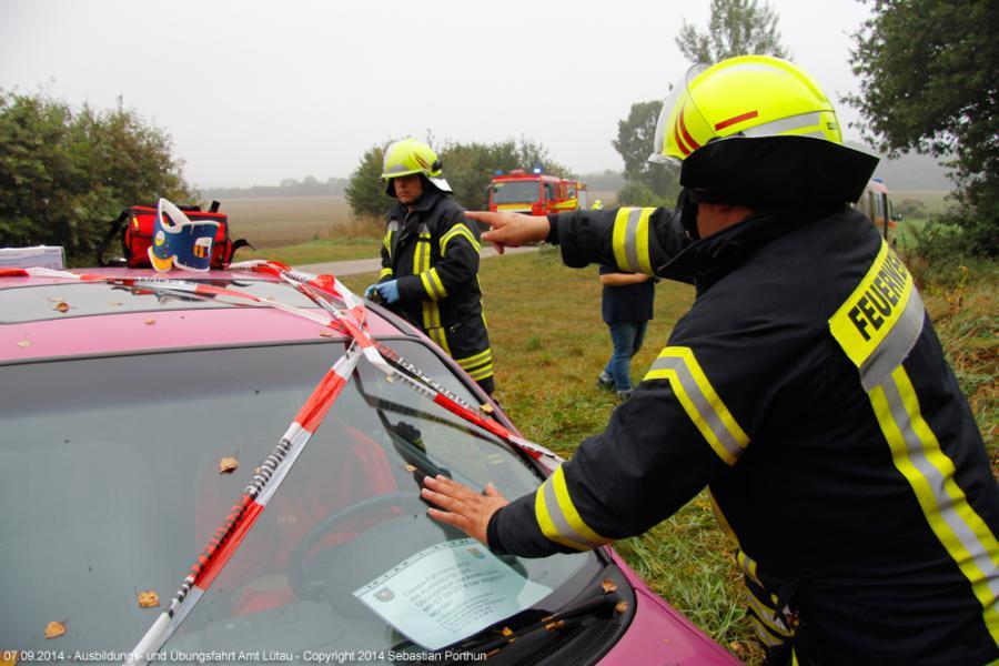 2014 Ausbildungs- und Übungsfahrt 12