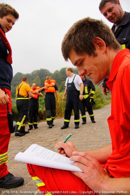 2014 Ausbildungs- und Übungsfahrt 6
