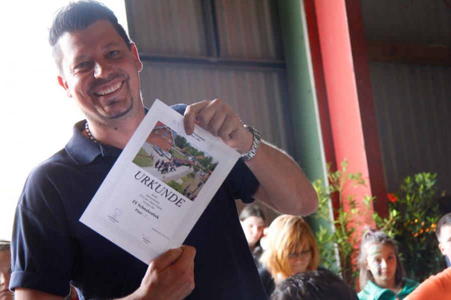 2014 Amtswehrfest in Basedow 21
