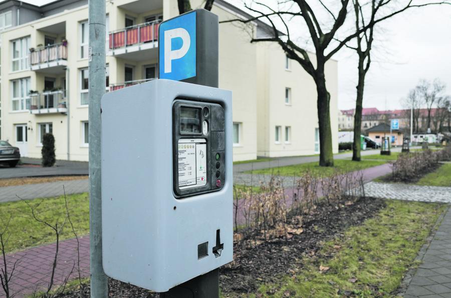 Sind mehr geworden: Oranienburgs Parkautomaten.