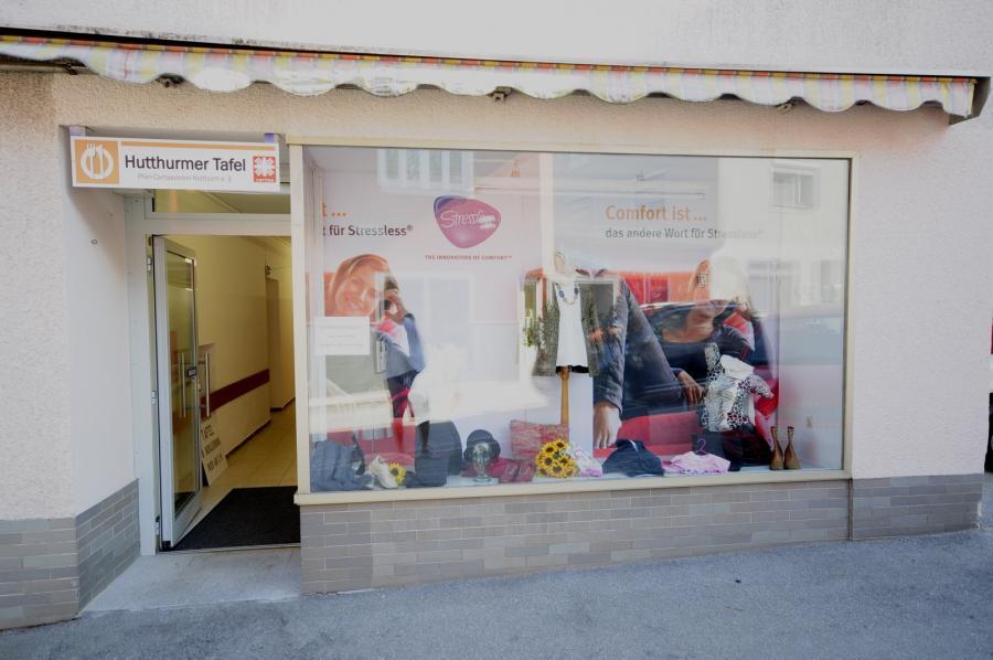 Hutthurmer Tafel, Marktstraße 15, 94116 Hutthurm