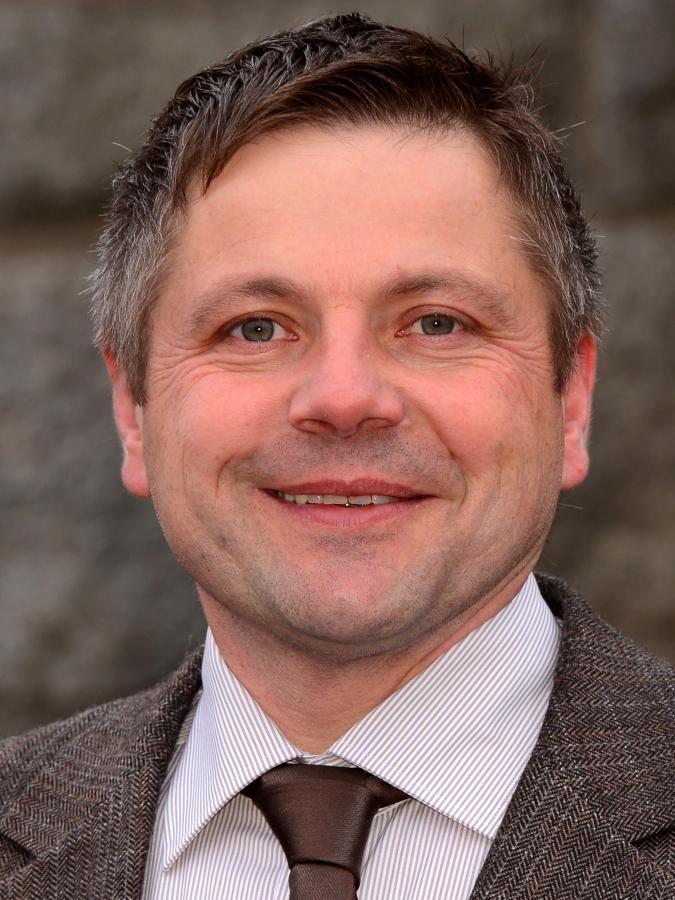 Bürgermeister Thomas Schobert