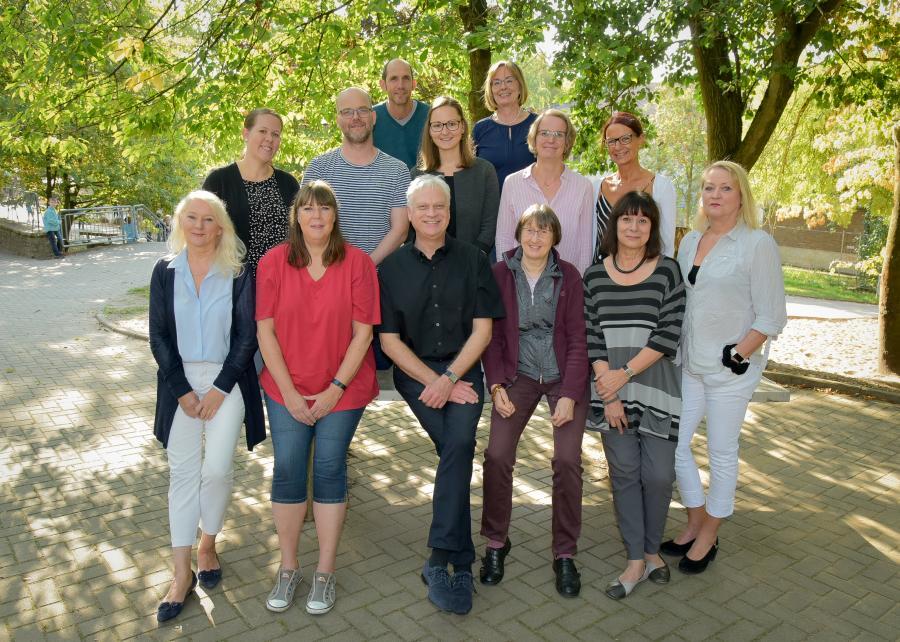 Team der Lüstringer Bergschule