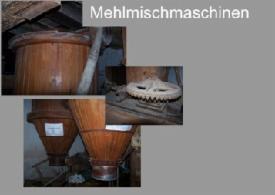 Mehlmischmaschinen