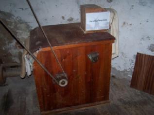 Sackklopfmaschine